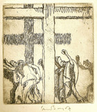 The Shadow of the Cross (Title page)