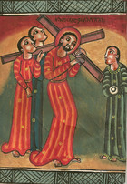 Simon Helps Christ Carry the Cross II