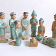 Picture in Focus: Thai Nativity Set by Duangkamol Srisukri