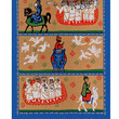 Picture in Focus: Three Wise Men Greeting Card by Irene Delano