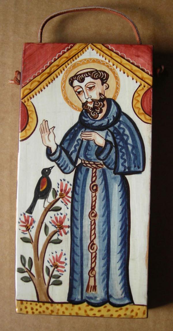 New Mexican Saint Makers Sacred Art Pilgrim Collection Schools