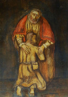 The Return of the Prodigal Son (After Rembrandt) I