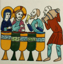 Week Thirty-Two: The Wedding at Cana by Unknown Armenian Artist