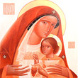 Picture in Focus: The Virgin Who Shows the Way by Lyuba Yatskiv