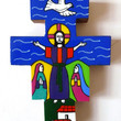 Picture in Focus: Easter Sunday Cross by Unknown Salvadoran Artist