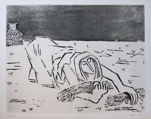 Emotional Lines In Art : Ben zion sacred art pilgrim collection: artists