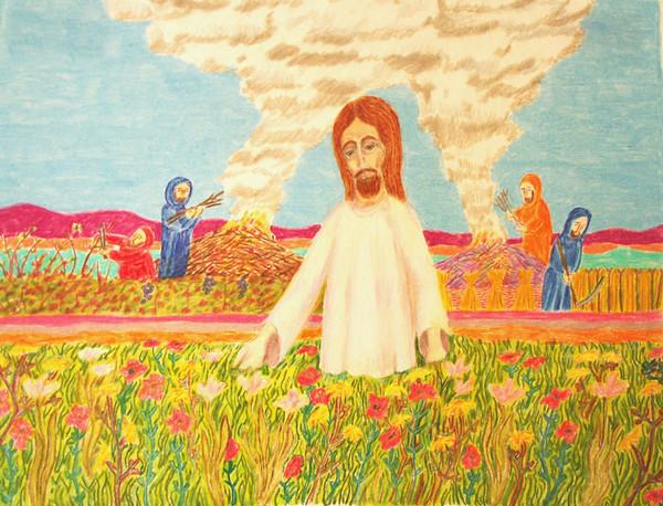 Parables & Lessons | The Journey in Art | Sacred Art Pilgrim