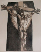 Stations of the Cross: Crucifixion