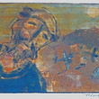 Picture in Focus: Francis of Assisi Monotype by Michael Vargas