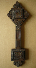 Hand-held Processional Cross (Closed)