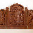Picture in Focus: Nativity Triptych by Zhang Wan Long