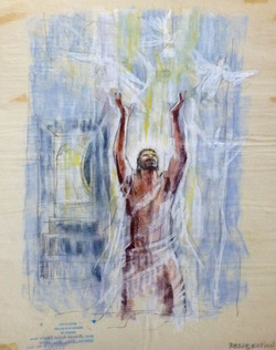 Picture in Focus: Resurrection by Frances/Richard Hook