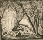 Christ in Gethsemane (1941)