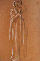 Madonna (sketch for Fiesole Annunciation)