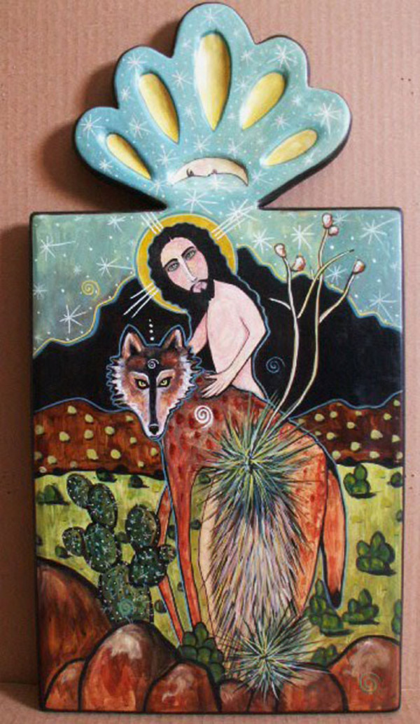 virginia maria romero sacred art pilgrim collection