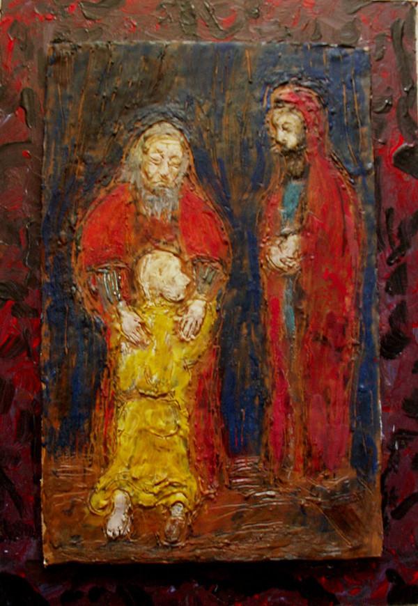 Holy Wax Works The Journey In Art Sacred Art Pilgrim
