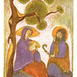 Pictures in Focus: Lithographs of the Flight into Egypt by Karel Oberthor and Zuzana Oberthorova