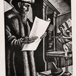Picture in Focus: Gutenberg by Bernard Brussel-Smith
