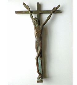 Picture in Focus: Kastelet-Crikvine Crucifix by Ivan Mestrovic