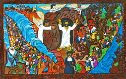 Picture in Focus: Exodus: Journeys of Liberation by Carl Dixon